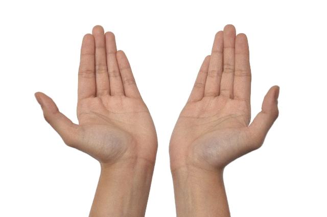 手相に現れた!手首に近いところにある左手のほくろって手相的にどうなの?