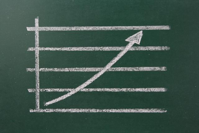 運勢グラフで表す総合占い!仕事や恋愛が波に乗るポイントをチェックしよう!