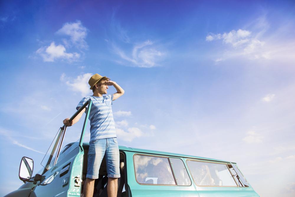 占いは人生観を少し変えてくれます。運勢アップにはのんびりと旅をするのがおススメです