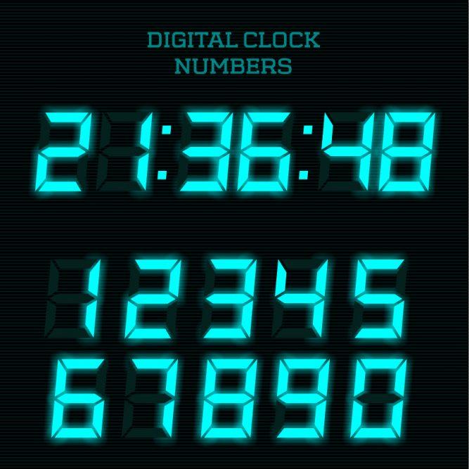 よく見る数字や誕生日ゾロ目が意味するエンジェルナンバーと数秘術が幸運をもたらす